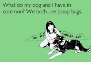 poop bag
